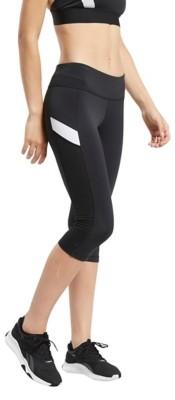 Reebok Workout Mesh Women's Capri Leggings