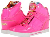 Skechers Cha-Ching 80130L (Little Kid/Big Kid) (Neon Pink) - Footwear
