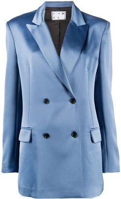 In The Mood For Love Double-Breasted Blazer