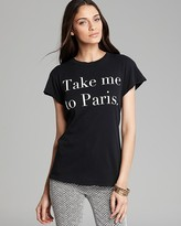 Wildfox Couture Tee - First Date Paris