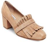 Steve Madden Kate Suede Loafer Heels