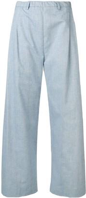 Stephan Schneider Clipper wide-leg trousers