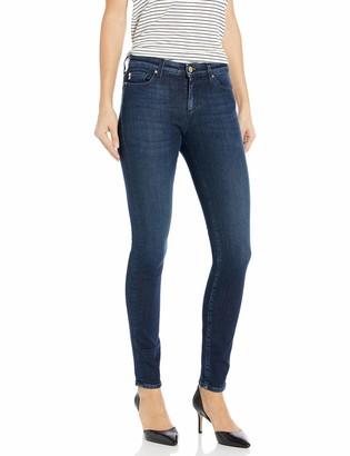 Ax Armani Exchange A X Armani Exchange Women's Classic Five Pocket Jeans