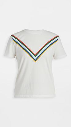 Tory Sport Chevron T-Shirt