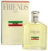 Moschino Friends Cologne by for Men. Eau De Toilette Spray 4.2 Oz / 125 Ml.