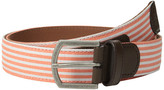 Original Penguin Strauss Stripe Belt