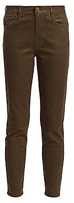 Frame Women's Le High Coated Skinny Jeans
