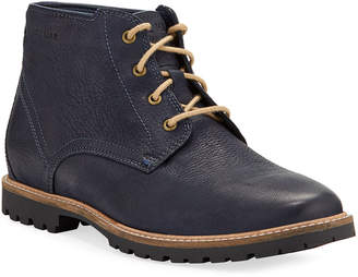 Cole Haan Men's Nathan Leather Chukka Boots