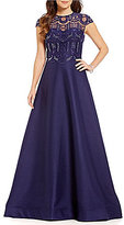 Terani Couture Beaded Bodice Ball Gown