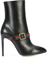 Gucci Sylvie ankle boots