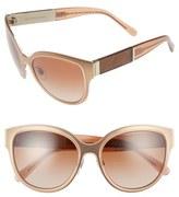 Burberry Women's 57Mm Sunglasses - Dark Brown