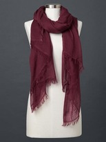 Gap Wool solid scarf
