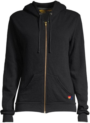 Aviator Nation Bolt Back Graphic Hoodie