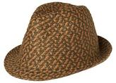 Gymboree Straw Fedora