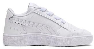 Puma Kid's Ralph Sampson Mid Leather Sneakers