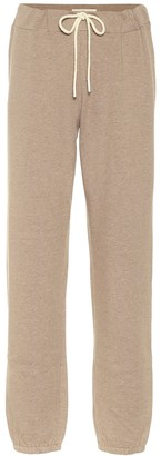 Tory Sport Logo cotton-blend trackpants