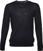 Ted Baker Mens Bedmond V-Neck Merino Sweater