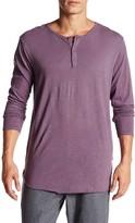 Kinetix Cruiser Long Sleeve Henley Shirt