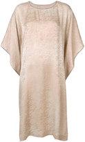 Raquel Allegra kimono sleeve dress - women - Silk - 1