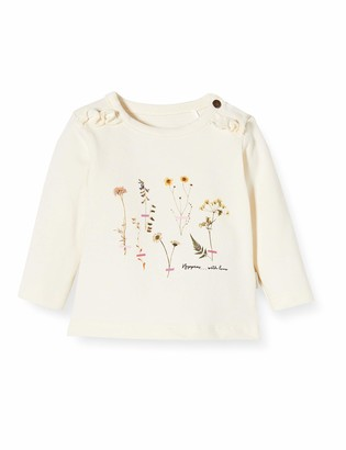 Noppies Baby Girls' G Regular T-Shirt Ls Calverton Long Sleeve Top