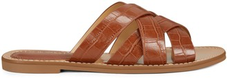 Nine West Cade Flat Slide Sandals