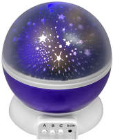 GGI International Romantic Cosmos Star and Sky Moon Night Light Projector