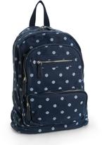 Aeropostale Polka Dot Backpack
