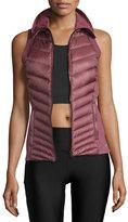 Alo Yoga Altitude Performance Puffer Vest, Grenache