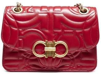 Salvatore Ferragamo Top Handle Shoulder Bag
