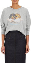 Fiorucci Women's Cherub-Graphic Cotton Sweatshirt