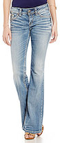 Silver Jeans Co. Suki Stretch Flared Jeans