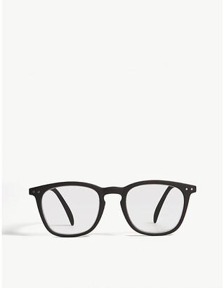 IZIPIZI #E wayfarer reading glasses +1.00
