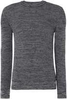 Hugo Boss Picot Cotton Chunky Knit Jumper
