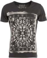 Key Largo GRAPHITE Print Tshirt anthracite