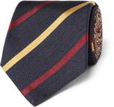 Etro - 8cm Striped Silk-twill Tie