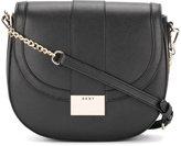 DKNY foldover crossbody bag