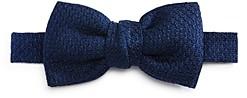 Lanvin Woven Bow Tie