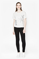 Glitter Graphic Sequin T-shirt