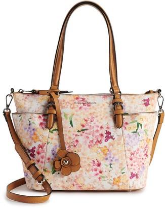 Dana Buchman Cherry Tote Bag