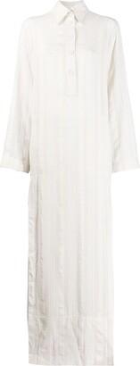 Philosophy di Lorenzo Serafini Maxi Shirt Dress