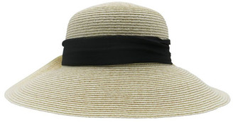 Morgan & Taylor Bow Back Hat With Bow Summer Hats