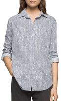 Calvin Klein Jeans Button-Down Long Sleeve Shirt