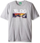 Lrg Men's Motherland Nightscape T-Shirt