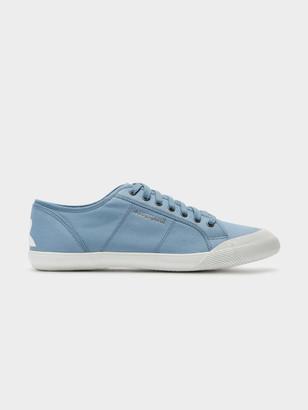 Le Coq Sportif Mens Deauville Sport Sneakers in Blue