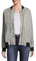 Hudson Knit Varsity Jacket