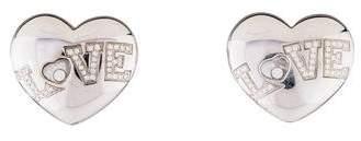 Chopard Happy Diamonds Love Earrings