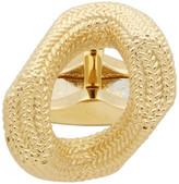 Burberry Gold Chain Link Cufflinks