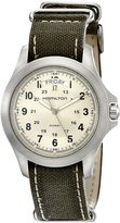 Hamilton Men's H64451823 Khaki King Dial Watch