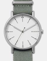 Skagen Signatur Green Analogue Watch