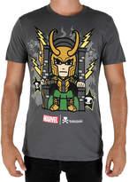 Tokidoki Loki Throne Tee - Unisex
